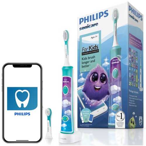 Szczoteczka soniczna PHILIPS Sonicare For Kids HX6322/04