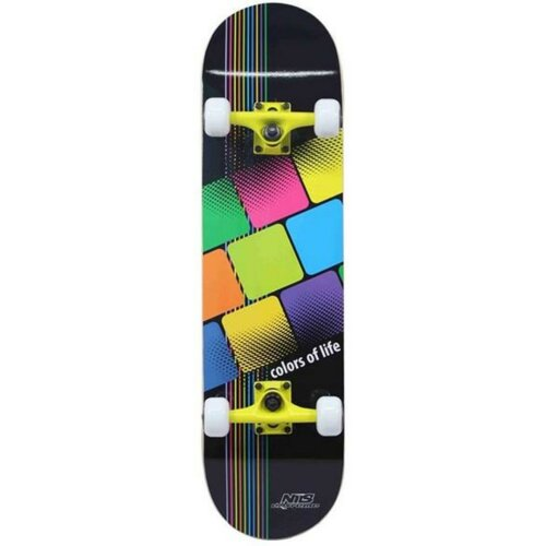 Deskorolka NILS EXTREME CR3108SB Color of life