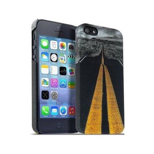 Etui MELICONI Road do Apple iPhone 5/5s Czarno-żółty