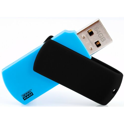 Pendrive GOODRAM Black&Blue 64GB (UCO2-0640BKR11)