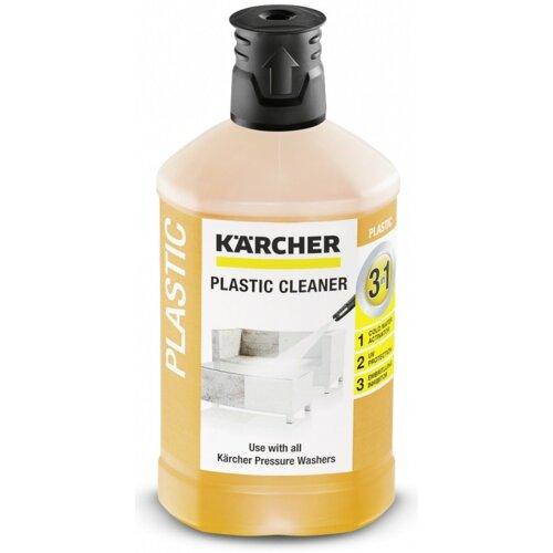 Płyn do czyszczenia plastiku KARCHER 3w1 1000 ml