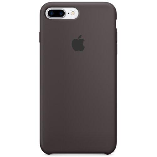 Etui APPLE do iPhone 7 Plus/8 Plus (MMT12ZM/A) Gorzka czekolada