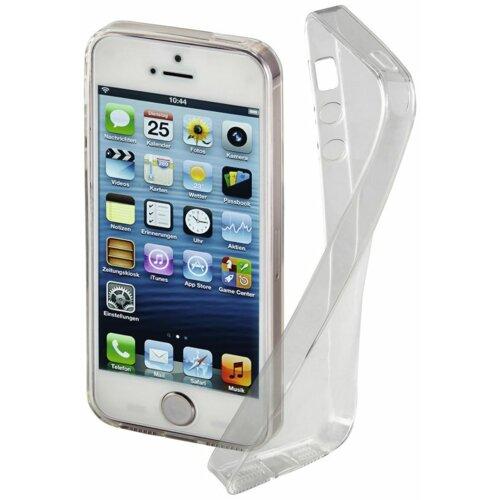 Etui HAMA Crystal do Apple iPhone 5/5s/SE Przezroczysty