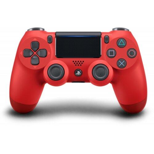 Kontroler SONY DualShock 4 V2 Czerwony