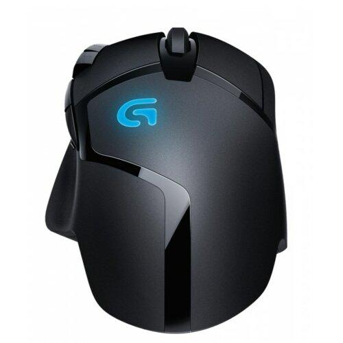 Mysz LOGITECH G402 Czarny