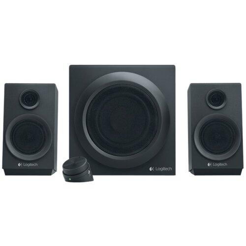 Głośniki LOGITECH 2.1 Z333 Czarny