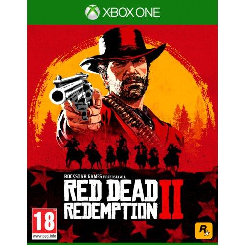 Red Dead Redemption 2 Gra XBOX ONE (Kompatybilna z Xbox Series X)