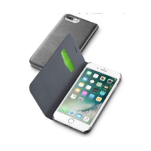 Etui CELLULAR LINE do iPhone 7 Plus/8 Plus Czarny