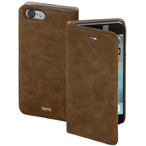 Etui HAMA Guard Case Booklet do Apple iPhone 7 Plus/8 Plus Brązowy