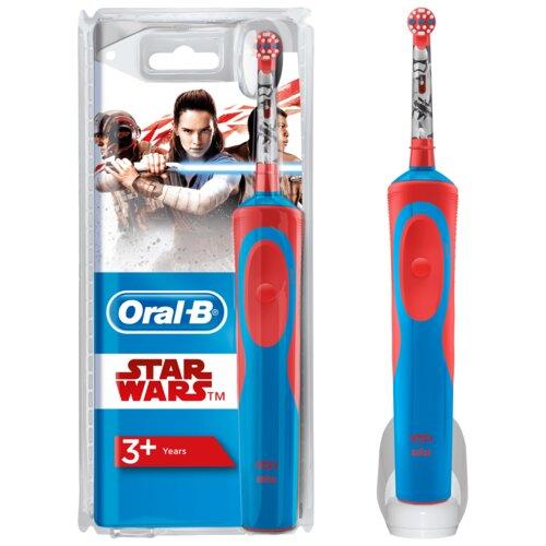Szczoteczka rotacyjna ORAL-B Kids D12 Star Wars