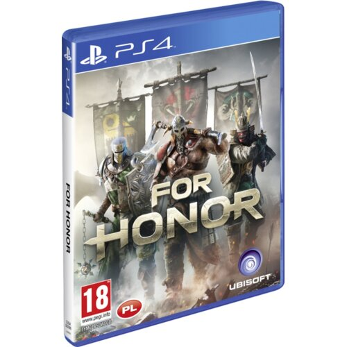 For Honor Gra PS4 (Kompatybilna z PS5)