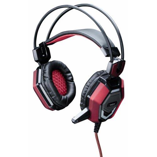 Słuchawki MAD DOG GH001 gamingowe LED