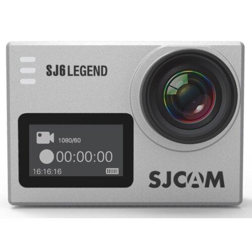 Kamera sportowa SJCAM SJ6 Legend Srebrny