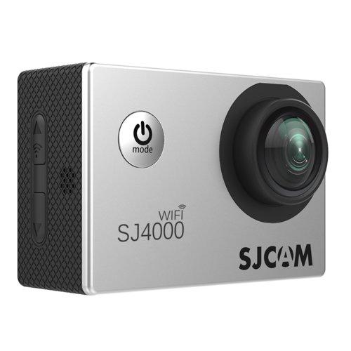 Kamera sportowa SJCAM SJ4000 WiFi Srebrny