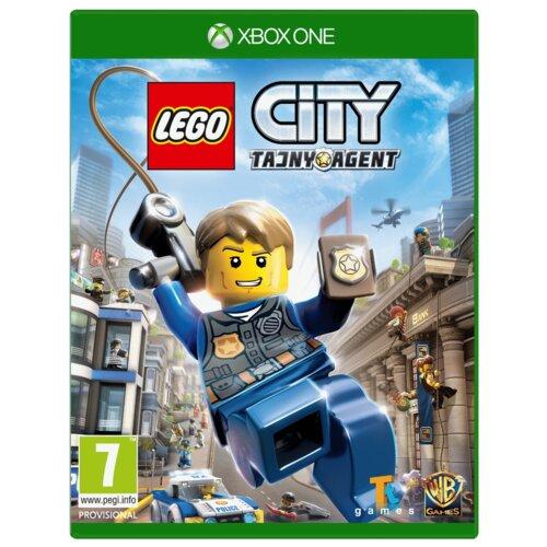 Lego City: Tajny Agent Gra XBOX ONE (Kompatybilna z Xbox Series X)