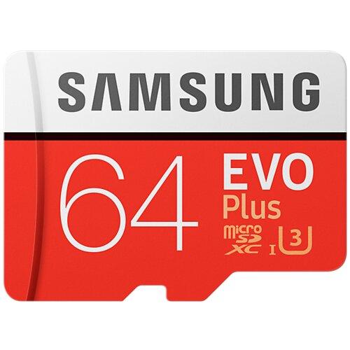 Karta pamięci SAMSUNG Evo Plus 64GB microSD MB-MC64GA/EU