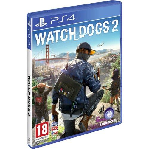 Watch Dogs 2 Gra PS4 (Kompatybilna z PS5)