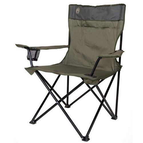 Krzesło turystyczne COLEMAN Standard Quad Zielony