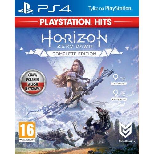Horizon Zero Dawn - Complete Edition Gra PS4 (Kompatybilna z PS5)