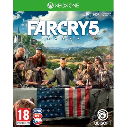 Far Cry 5 Gra XBOX ONE (Kompatybilna z Xbox Series X)