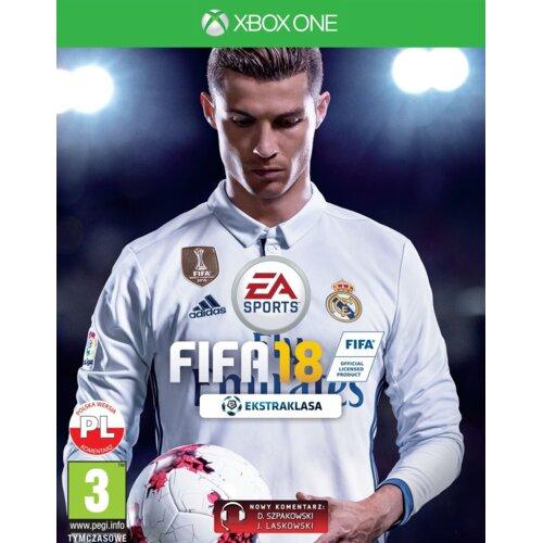 FIFA 18 Gra XBOX ONE (Kompatybilna z Xbox Series X)