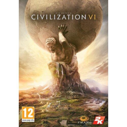 Kod aktywacyjny Gra PC Sid Meier's Civilization VI