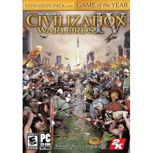 Kod aktywacyjny Gra PC Sid Meier's Civilization IV: Warlords