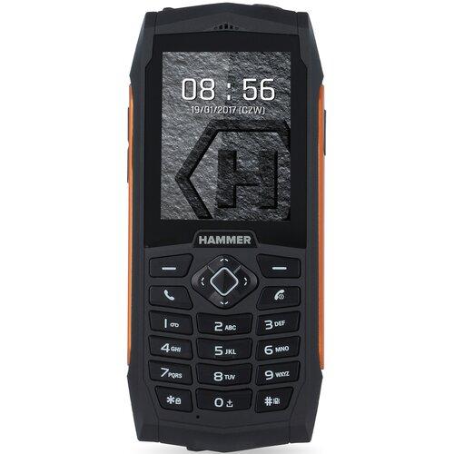 Telefon MYPHONE Hammer 3 Pomarańczowy