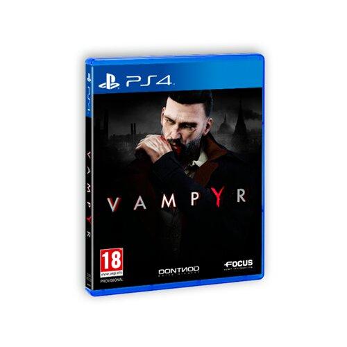 Vampyr Gra PS4 (Kompatybilna z PS5)