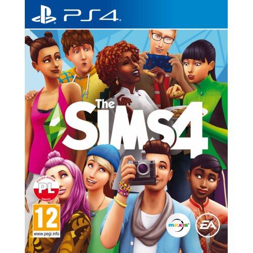 Sims 4 Gra PS4 (Kompatybilna z PS5)