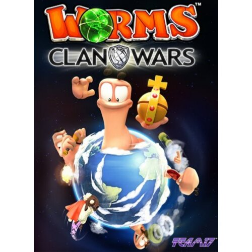 Kod aktywacyjny Gra PC Worms Clan Wars