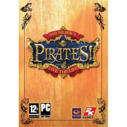 Kod aktywacyjny Gra PC Sid Meier's Pirates!