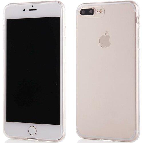 Etui QULT Back Case Clear do iPhone 7 Plus/8 Plus Przezroczysty