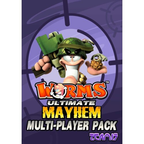 Kod aktywacyjny Gra PC Worms Ultimate Mayhem - Multiplayer Pack
