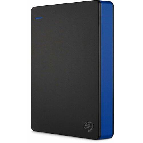 Dysk SEAGATE Game Drive Playstation 4 4TB HDD Czarno-niebieski