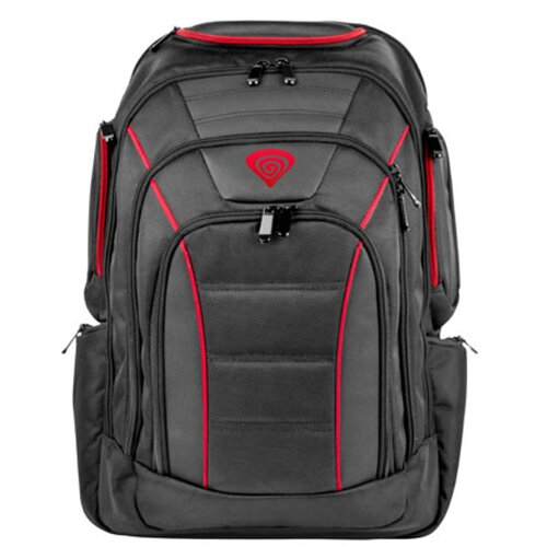 Plecak na laptopa GENESIS NBG-0986 Pallad 500 15.6-17.3 cali Czarny