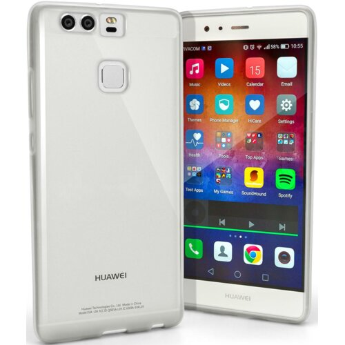 Etui QULT Back Case Clear do Huawei P9 Luxury