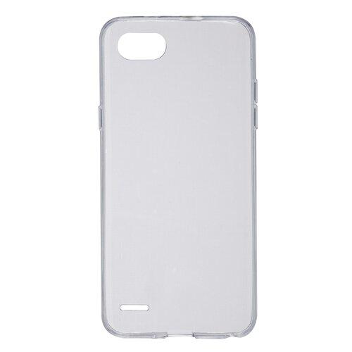 Etui LG Jelly Case JCQ6 do LG Q6 Transparentny