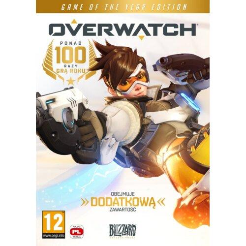 Overwatch - Edycja Gry Roku Gra PC
