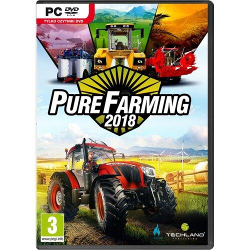 Pure Farming 2018 Gra PC