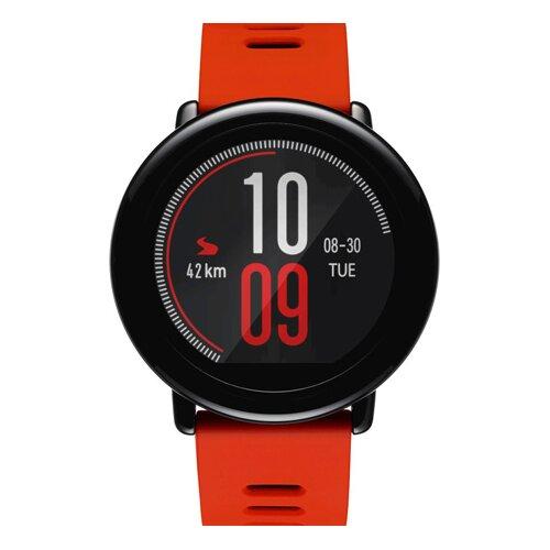Smartwatch AMAZFIT Pace Czerwony