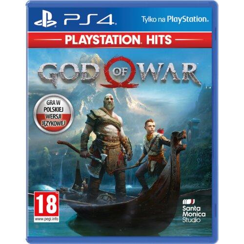 God of War Gra PS4 (Kompatybilna z PS5)