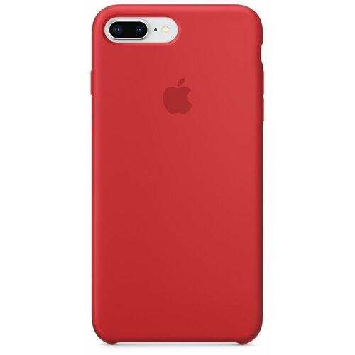 Etui APPLE do iPhone 8 Plus/7 Plus (MQH12ZM/A) Czerwony
