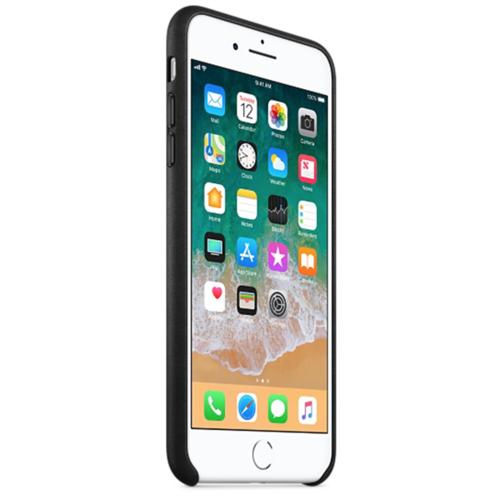 Etui APPLE do iPhone 8 Plus/7 Plus (MQHM2ZM/A) Czarny