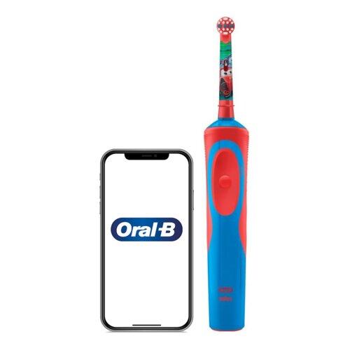 Szczoteczka rotacyjna ORAL-B Kids D12 Cars