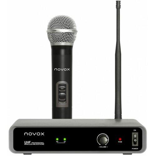 Zestaw z mikrofonem bezprzewodowym NOVOX Free H1