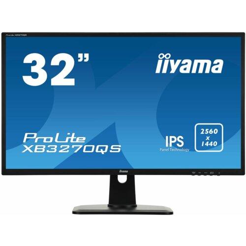 "Monitor IIYAMA ProLite XB3270QS 32"" 2560x1440px 4 ms"