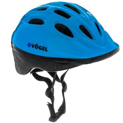 Kask rowerowy VÖGEL VKA-920B Niebieski dla Dzieci (rozmiar XS)