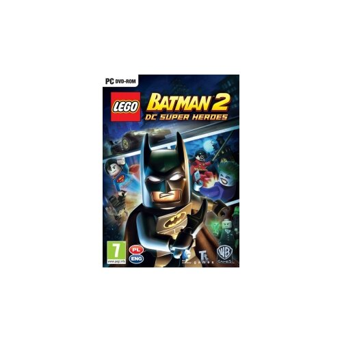 Kod aktywacyjny Gra PC LEGO Batman 2