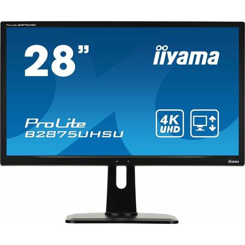 "Monitor IIYAMA ProLite B2875UHSU 28"" 3840x2160px 1 ms"